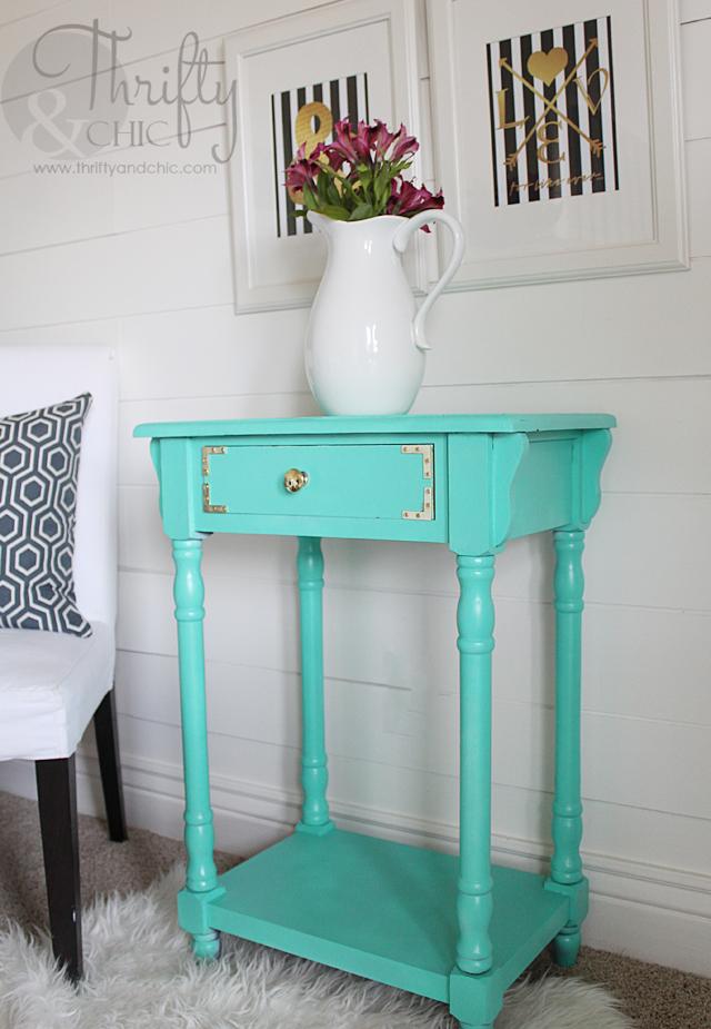 Furniture painting idea