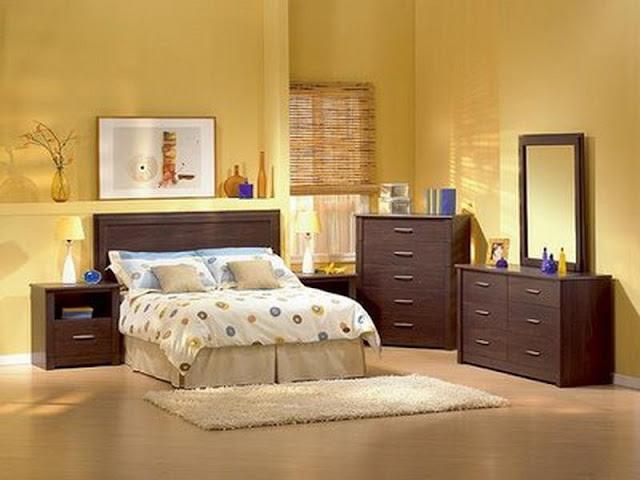 Couleur apaisante pour chambre coucher - Choix de couleurs pour une chambre ...