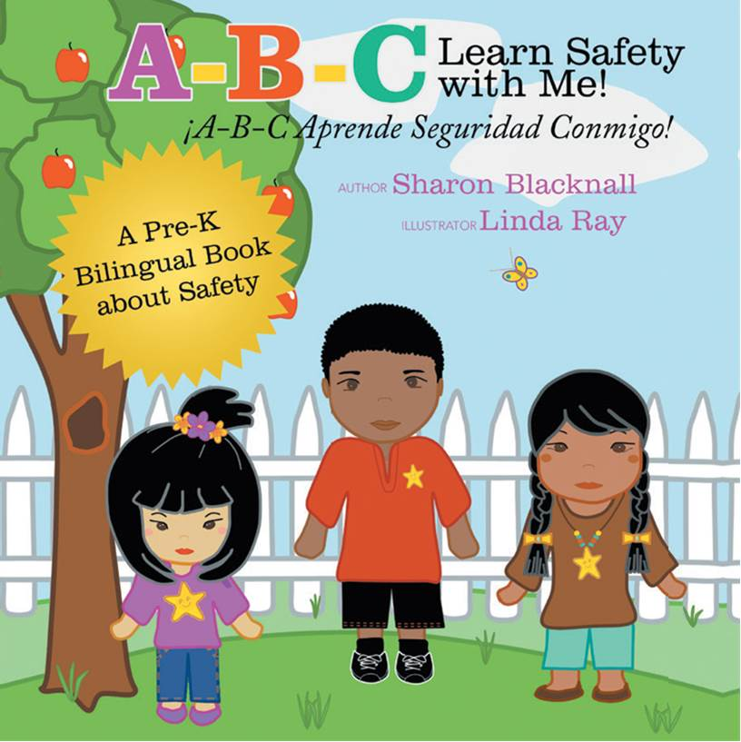 A-B-C Learn Safety With Me!