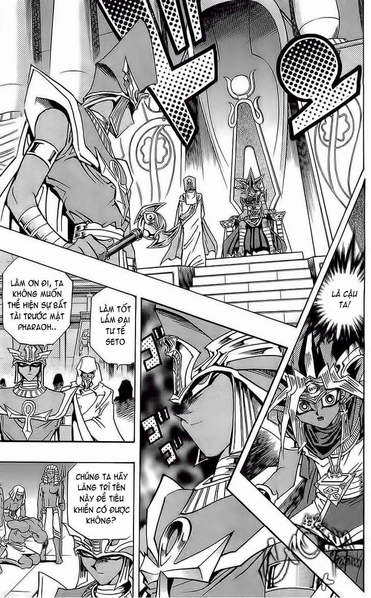 YuGi Oh – Vua Trò Chơi chap 284 Trang 7