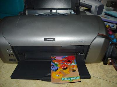 Cara Mereset Sendiri Printer Epson R230
