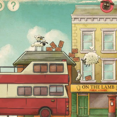 Home Sheep Home 2 - Lost in London, FLASH GAME