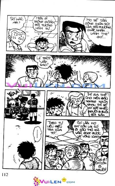 Jindodinho - Đường Dẫn Đến Khung Thành III  Tập 8 page 112 Congtruyen24h