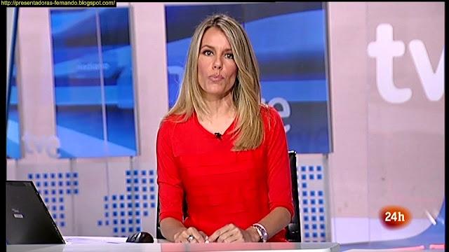 Ana Belen Roy Telediario Matinal