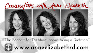 "Listen to ""Conversations with Anne Elizabeth RD"""