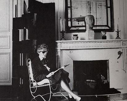 shepard 39 s grove notes on eileen gray modern intuitive designer. Black Bedroom Furniture Sets. Home Design Ideas