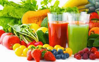 Cara Diet Cepat Dengan Buah-Buahan