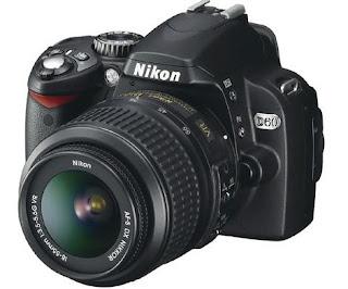 Kamera Digital NIKON terbaru