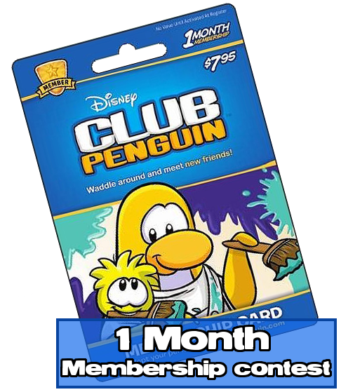 Club Penguin Cheats To Become A Member For