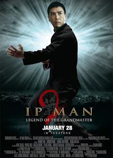 """Recenzja filmu """"Yip Man 2"""" (2010), reż. Wilson Yip"""