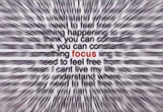 Tập trung - Focus