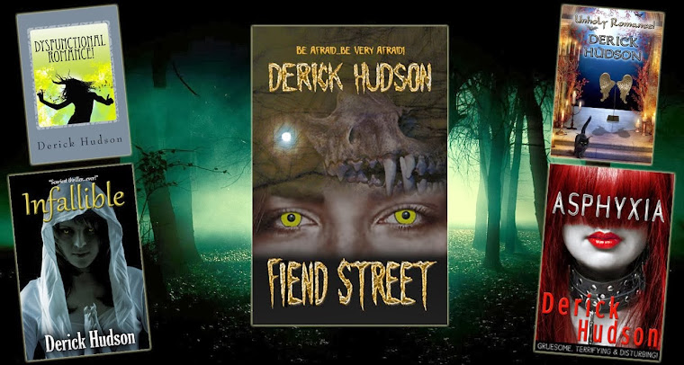 Derick Hudson Author