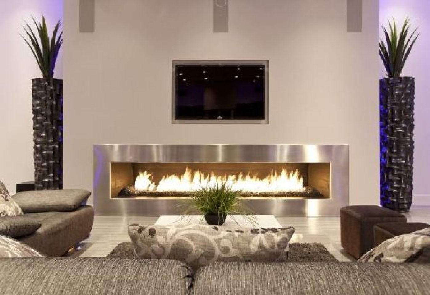 fireplace in living rooms 2013 | dream house experience