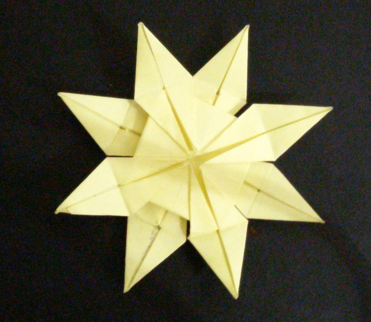 Origami Origami Star 1