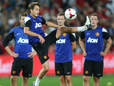 Januzaj Ready to Make His Mark