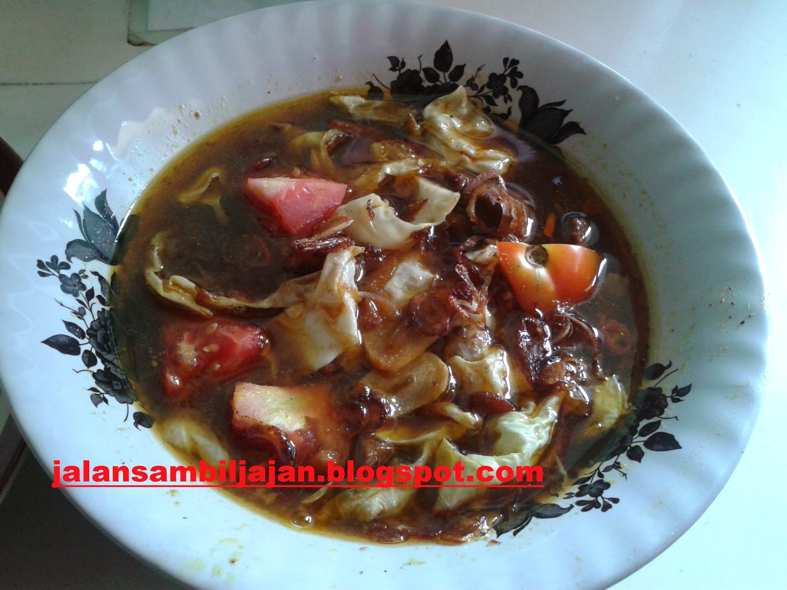 Tongseng Daging Bang Pitung