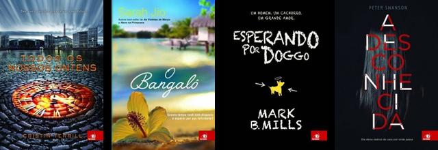 Lançamento de Livros - Dezembro / Editora Novo Conceito