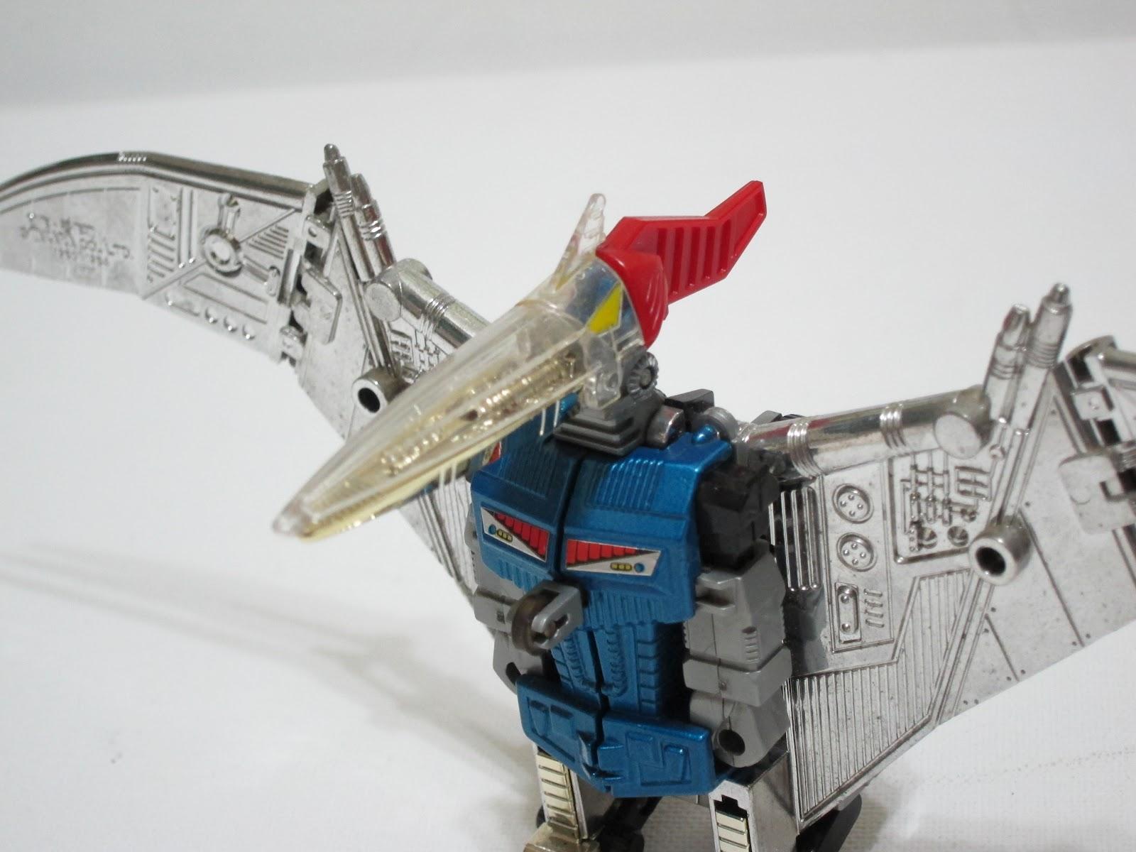Heroic decepticon pre transformers diaclone dinosaur - Dinosaure transformers ...