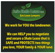 Pennsylvania Marcellus Shale | Gas Lease Lawyers |