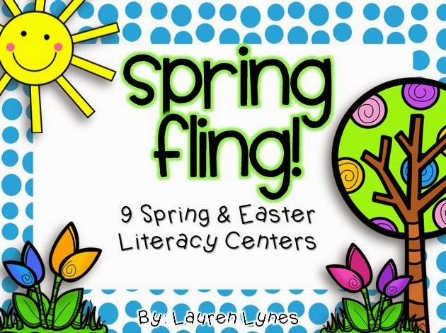http://www.teacherspayteachers.com/Product/Spring-Fling-9-Spring-Easter-Literacy-Centers-1145323