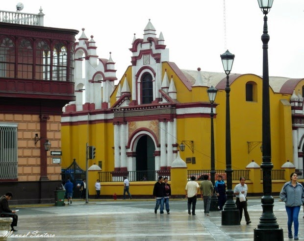 Trujillo, Iglesia de la Compañia