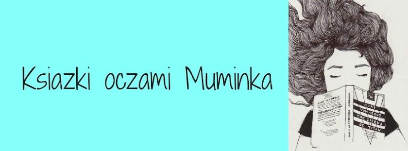 Książki oczami Muminka