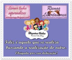 ESTOU COMO BLOGUEIRA DESTAQUE AQUI:http://listadedivulgacaoblogueirasunidas.blogspot.com