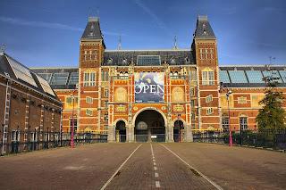 Amsterdam,Rijksmuseum