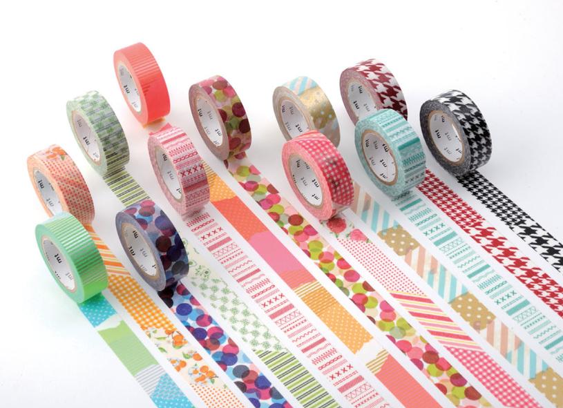 Japonesa decorar tu casa es - Decorar con washi tape ...