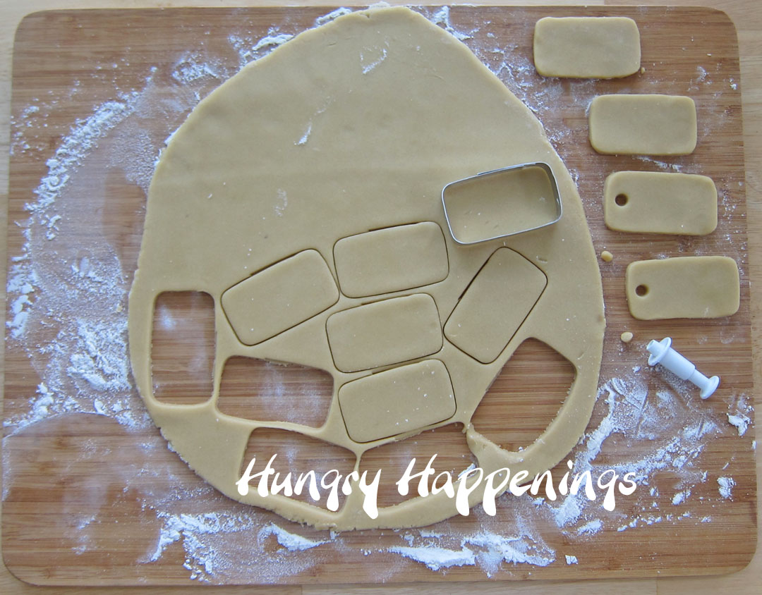 Flour Your Cutting Board, Roll Out Dough To Desired Thickness, Cut Out  Cookies Using How To Draw A Dog