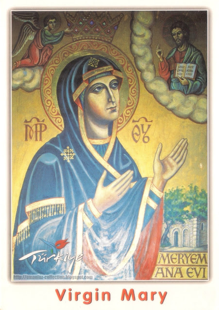 The Virgin Mary / Esphesus - Turkiye