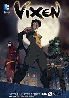 Vixen - O Filme - Legendado 2017 Baixar torrent download capa