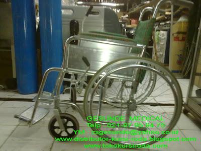 harga dan foto kursi roda bekas