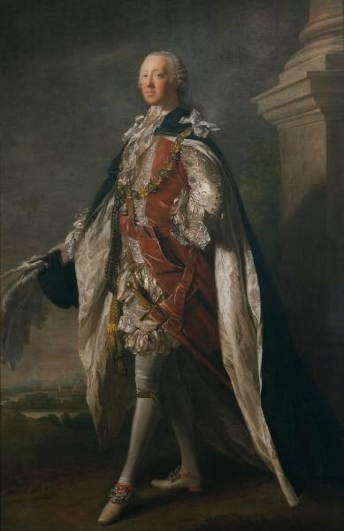 Richard Grenville-Temple, 2nd Earl Temple by Allan Ramsay, 1762