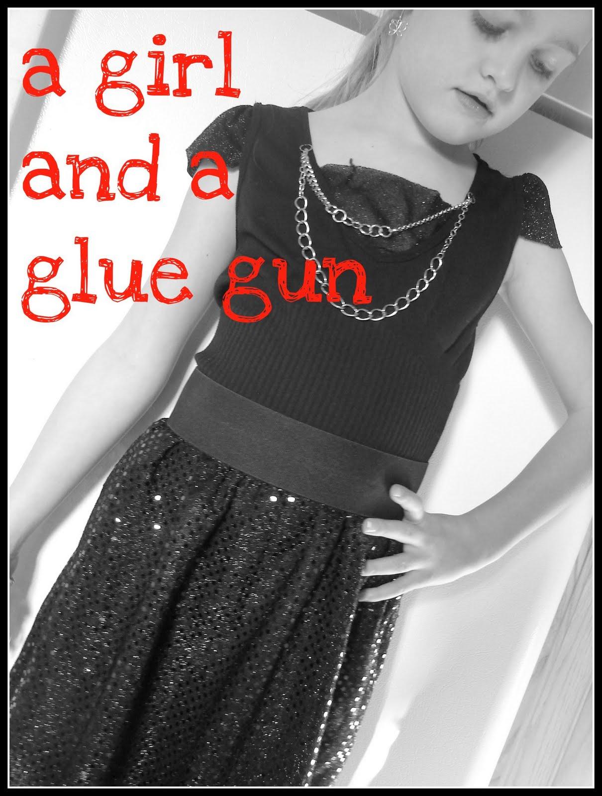 an agaagg happy birthday. - A girl and a glue gun