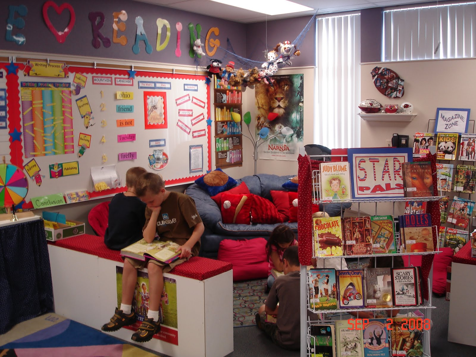 Student Seating Alternative Seating Setting Up The Classroom Series Clutter Free Classroom