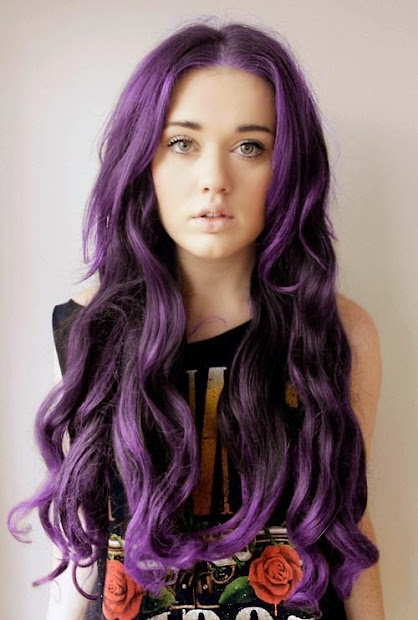 unique hair color ideas dark