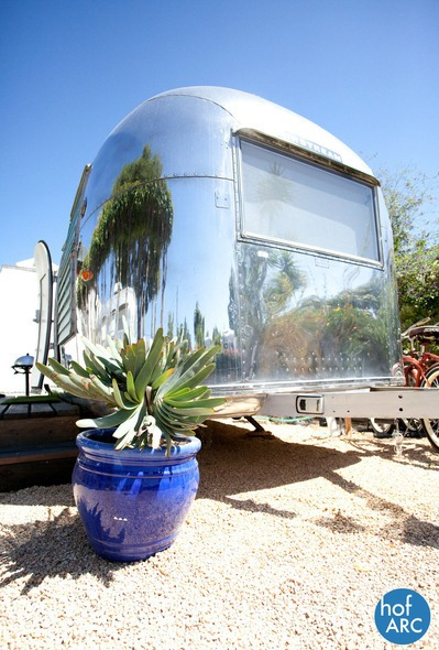 1964 Globetrotter Guesthouse Airstream