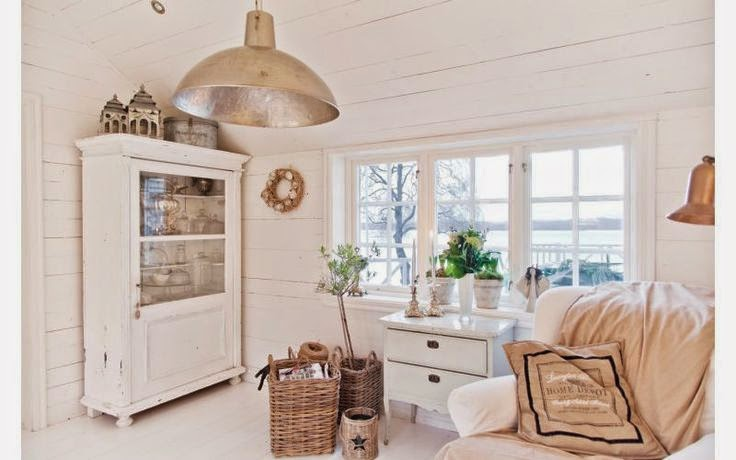 { Homes for Christmas } Ispirazioni NordicStyle - shabby&countrylife.blogspot.it