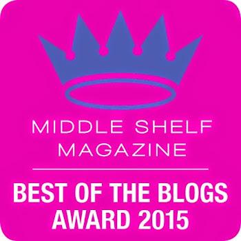 2015 Blog Award!