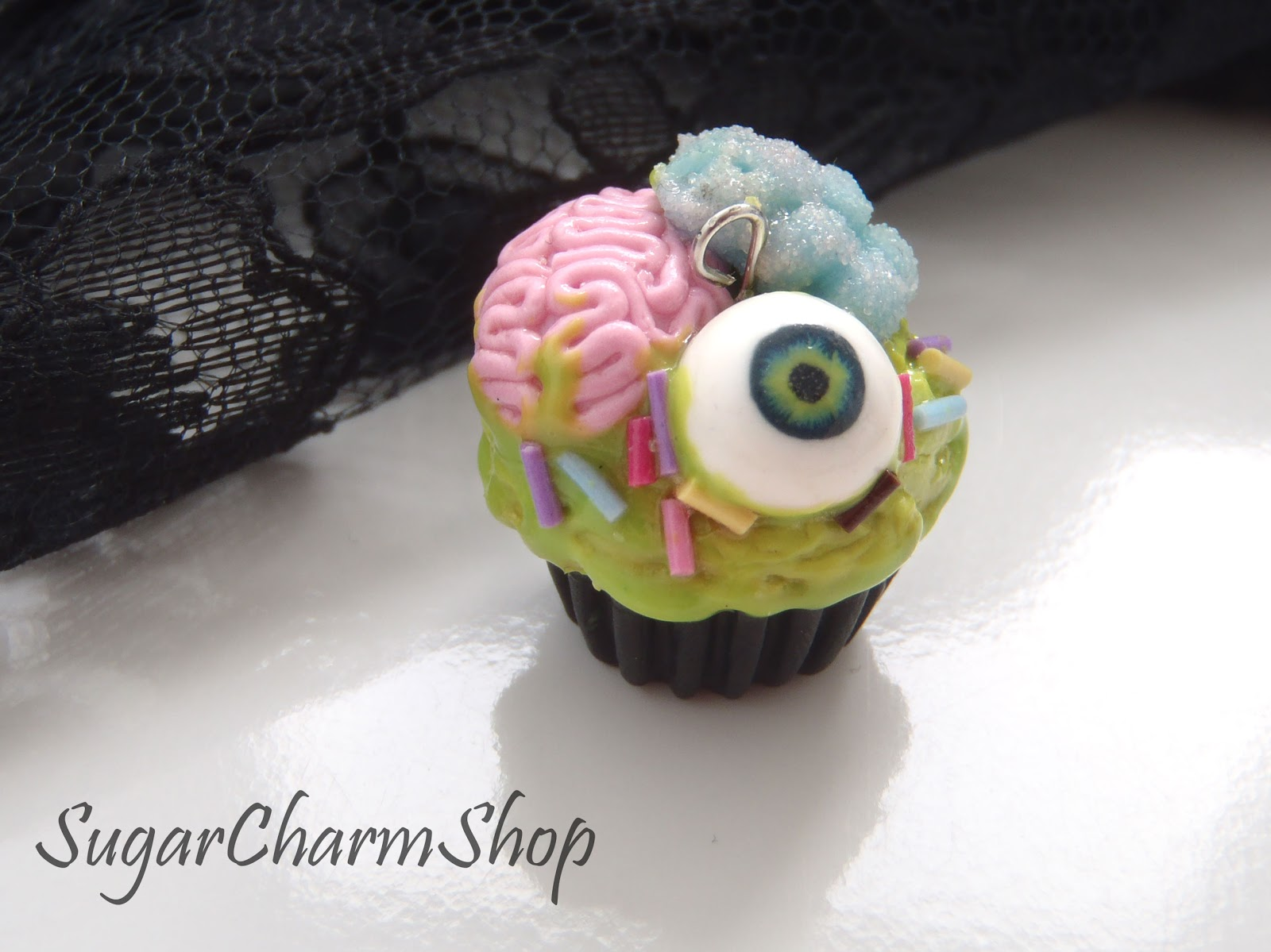 sugarcharmshop craft; polymer clay, jewelry and 1:12 scale