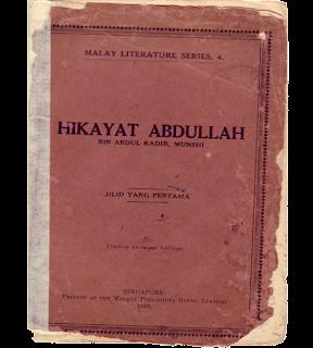 Hikayat Abdullah Munsyi (1849) Full