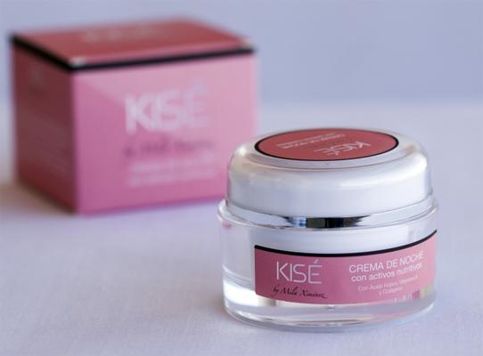 crema nutritiva de noche Mila Ximénez Kisé