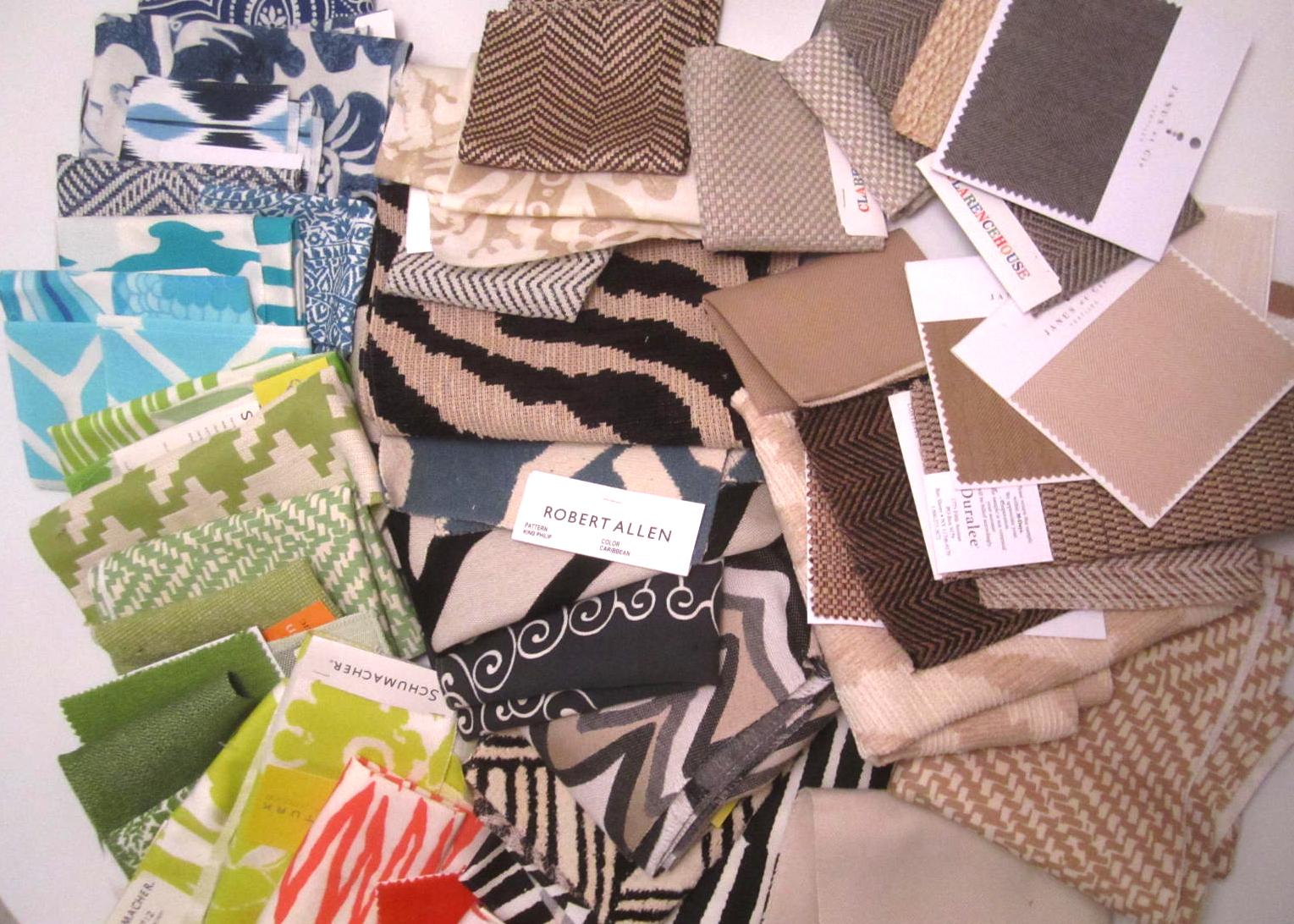 Sunblocking Fabrics