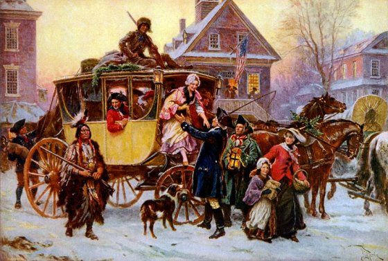 Significance Of Winter Home Paintings