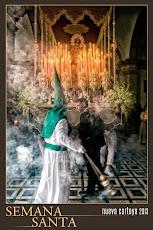 Cartel de la Semana Santa 2013 de Nueva Carteya