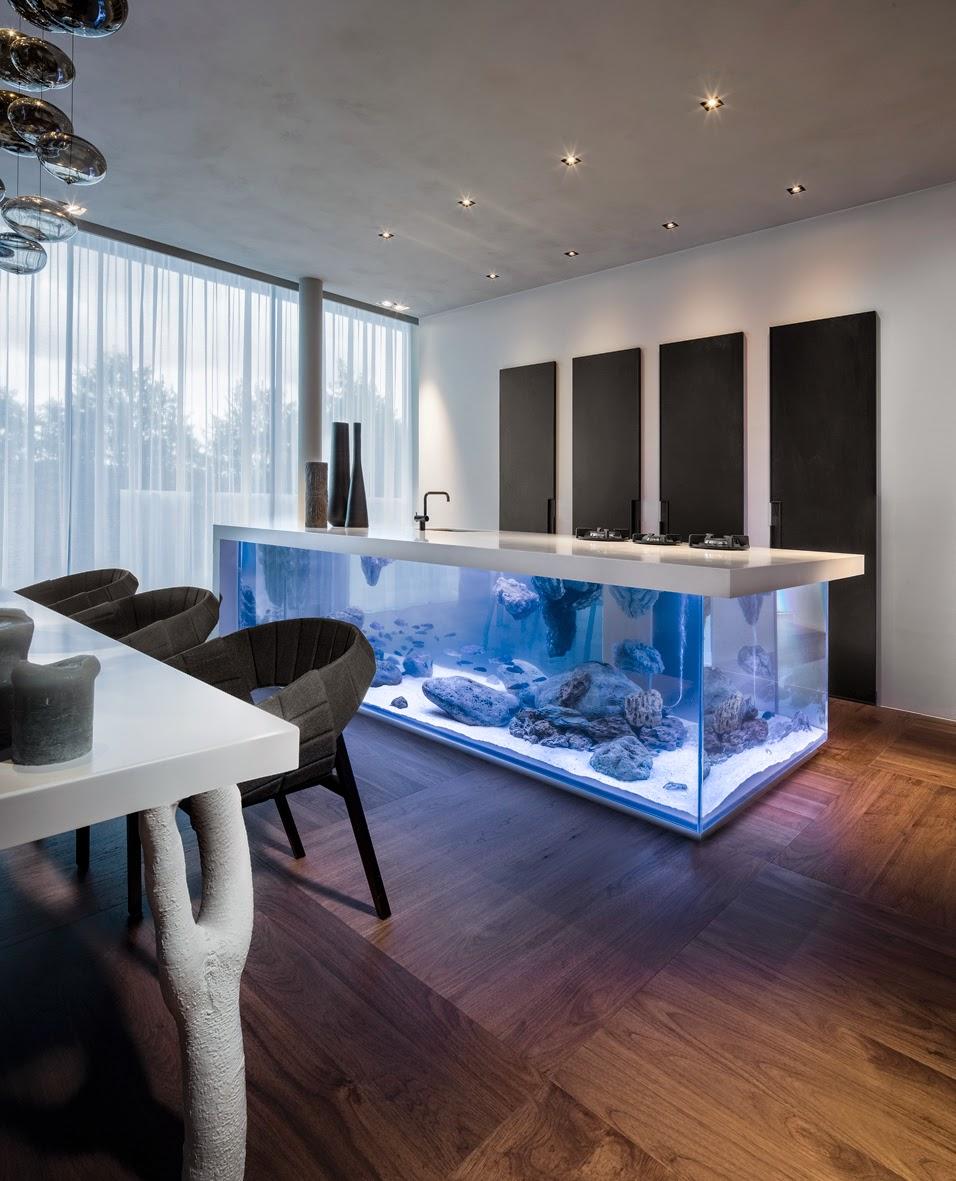 Ocean Kitchen Decor: Designaresse