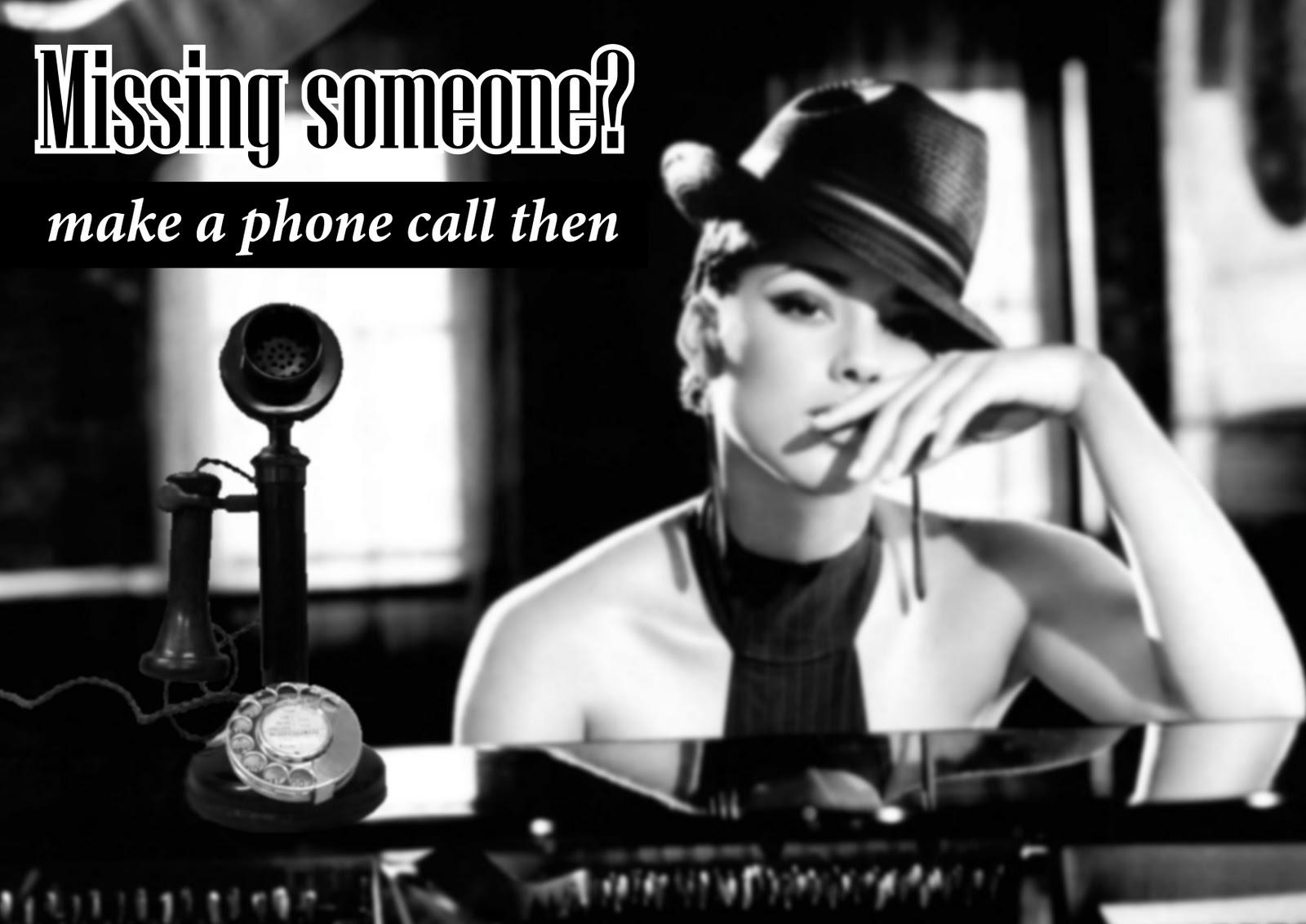 1920s telephone ad