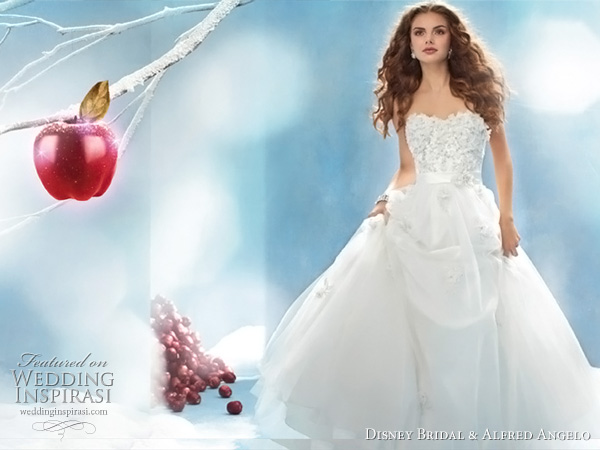 Disney Wedding Gowns