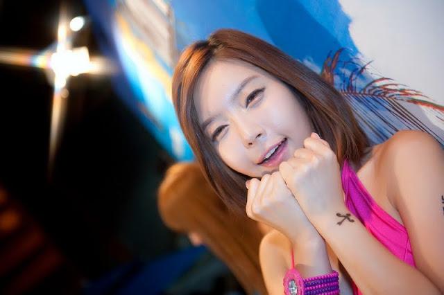 Min Da Huin at E-Stars 2011